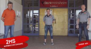 Günther Bruckschögl, Daniel Beck, Wolfgang Hußendörfer